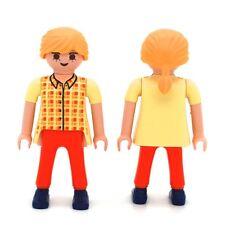 playmobil figurine: sportif Femme Chemisier à motifmanches courtes
