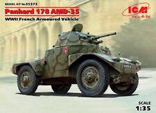 PANHARD 178 amd-35 (armée française 1940 marquages) 1/35 ICM