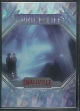 Smallville Season 5 The Price Of Life Chase Card PL2