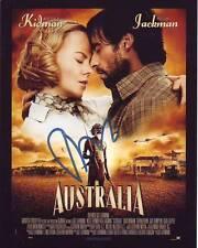BAZ LUHRMANN Signed AUSTRALIA Photo w/ Hologram COA