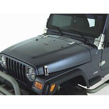 Rugged Ridge 11185.65 Stainless Steel Complete Hood Kit 1998-2006 Jeep Wrangler