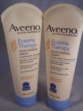 Aveeno Active Naturals Eczema Therapy Moisturizing Cream 7.3oz each (2pk bundle)