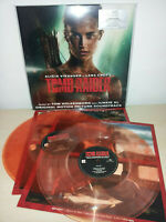 TOMB RAIDER - OST - CLEAR - RED - NUMBERED - MOV - MUSIC ON VINYL - 2 LP