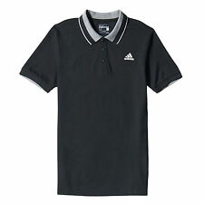 adidas Short Sleeve Fitness Polo Shirts for Men