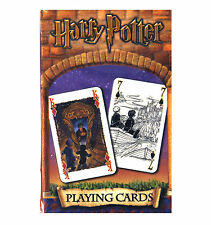 Harry Potter Philosopher's Stone Original Artwork Playing Cards