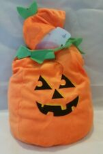 Halloween Pumpkin Pet Dog Costume Unisex from The Icing Size Small 6 - 10lbs NWT