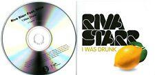 RIVA STAR FT. NOZE - I Was Drunk - (7 Track Promo CD) - Tocadisco / Dj Sneak Mxs
