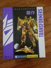 NEW Transformers Masterpiece Sunstorm MP 05 2014 Toys R Us Exclusive