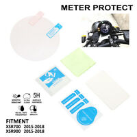 New Dashboard Film Screen Protector For  XSR700 XSR900 2015 2016 2017 2018