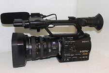 Sony hvr-z7e HDV-Main-Camescope avec changement d'Objectif Système revendeur