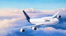"Boeing 747-8 Lufthansa ""New Livery"" Kit REVELL 1:144 RV03891"