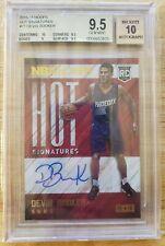 2015-2016 NBA Devin Booker RC Hot Signature Autograph Rookie!