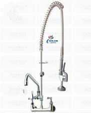 New Commercial Sink Faucet With Flush Line Kitchen Restaurant Bar Model Pr 98r