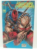 COMIC BOOK - BLOODSTRIKE ASSASSIN #1 - IMAGE COMICS 1995 VOL #1 VF CONDITION