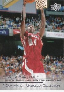 2014-15 Upper Deck March Madness Collection Antonio McDyess