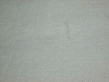 Romo Plain Weave Ecru Off White Heavy Wt. 100% Linen Furnishing Fabric, 1.5 mts