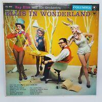 Ray Ellis & His Orch.– Ellis In Wonderland - LP 1957 Columbia CL 993 VG++ 6-Eye