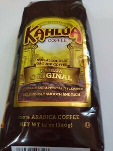 Kahlua Original Gourmet Ground Coffee 1 BAG 12 OZ