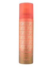 Victoria's Secret Pink SUNKISSED Broad Spectrum SPF 25 Spray On Sunscreen Bottle