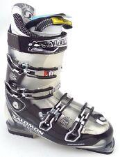 SALOMON IMPACT 100 CS Cristal Noir Homme UK 10 - 10.5 mondopoint 29-Bottes de ski
