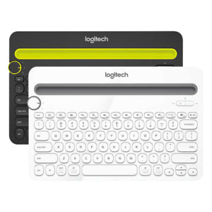 Logitech K480 Bluetooth Multi-Device Wireless Keyboard