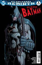 All Star Batman #1: Rebirth (DC Comics)