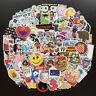 100Pcs/Lot Cool Skateboard Sticker Bomb Luggage Laptop Car Vinyl Decals Dope Mix