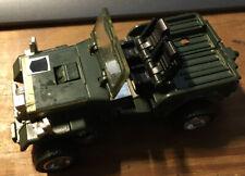 G1 HOUND TAKARA Army Jeep 1980 1982 Transformers robot toy vtg car part gun tire
