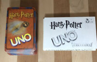 Harry Potter Uno Card Game 2003 Mattel Games No Box 110 Cards Comes With Manual!