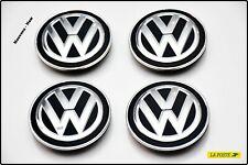 LOT X 4 Nouveau Centre de roue VW 65mm cache moyeu jantes VW GOLF MK5 MK6 MK7