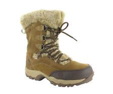 HI TEC LADIES WOMENS WATERPROOF BOOTS WINTER SNOW WARM FUR HIKING WALKING SHOES