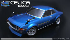 ABC HOBBY RC 1/10 Super Body Mini CELICA 1600GT Clear Body M-chassis,M05,M06 etc