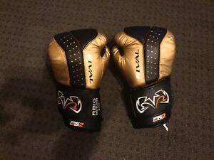 Boxing gloves Rival RB10 Intelli-Shock Bag Gloves