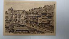 "Frankfurt Judaica Rare Old Postcard Jewish Synagogue 1920"" Germany Rare Israel"