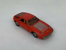 1978 Tomica Tomy Pocket Car Red Porche 928 1:63 Diecast Car Japan F53
