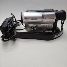 SAMSUNG VP-W60 Camcorder + Charger 8mm & Hi8 Playback Tape Digital SPARES REPAIR