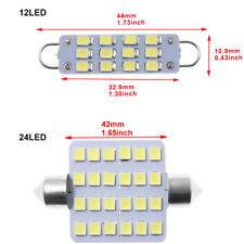 2 Map 1 Dome LED interior light Bulbs for 88-98 Chevy Silverado GMC Sierra 12V