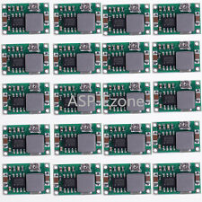 20pcs Mini-360 DC-DC Buck Converter 4.75V-23V to 1V-17V Step Down Module
