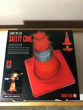 New listing Smart Gear Stg-6240-Mx 17-Inch Portable Light Up Led Safety Cone