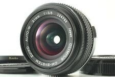 【TOP MINT】Olympus OM System Zuiko Auto-W 21mm F/3.5 Lens by ✈FedEx✈ From JAPAN