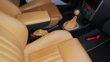 Cuffie leva cambio e freno + rivestimento pomello Alfa Romeo 147