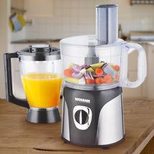 Robot Da Cucina Multifunzione Frullatore Tritatutto 600W 2 Velocita 100 Gradi
