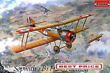 Roden 411 French Bomber Sopwith 1.B1 Scale Plastic Model Kit 1/48