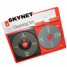 LENTE LASER CD Cleaner Kit di pulizia per DVD CD DISC PS2 PS3 XBOX 360 console uno