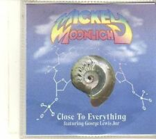 (DT415) Mickey Moonlight, Close To Everything EP - 2011 DJ CD