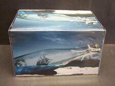 OCEAN IN A BOTTLE    VINYL CHECKBOOK COVER