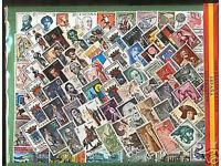 España 1000 sellos diferentes en usado @@ Muy Bellos @@