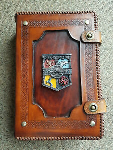 Custom Made Leather Bound Book A Game of Thrones – A Song of Ice and Fire