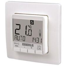 EBERLE Raumtemperaturregler FIT 3R Unterputz Raumthermostat für Fußbodenheizung