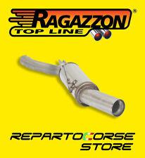 RAGAZZON TERMINALE TONDO 80mm FIAT PUNTO (Typ 176) 1.4 GT TURBO 98kW 58.0006.98